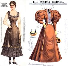Boston Herald Lady And Outfit