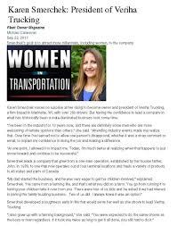 100 John Veriha Trucking Articles Transportation Safety Compliance Solutions