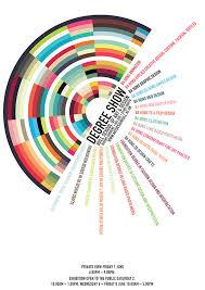 Hull School Of Art Design Degree Show Event Poster Designed By Nicholas Skelton Via Behance
