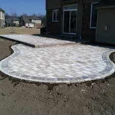 Stylish Ideas For Paver Patios Design 17 Best Ideas About Paver