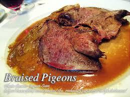 cuisine pigeon braised pigeons or quails panlasang recipes