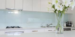 Glass Splashbacks Kitchen