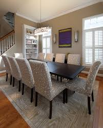 Contemporary Glam Dining Room Best Interior Design SPP Angies List Contest Entry 2015