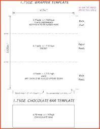 Bat Candy Bar Wrapper Template Custosathletics Co