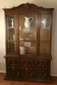 We Had The Hutch Sitting In Our Dining Room Untouched For At Least 6 Months I Tried Adding Some Things Inside To See What It Would Look Like But