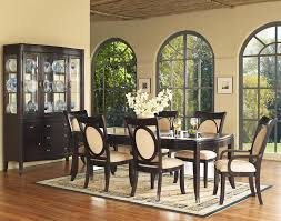 Good Looking Dining Room Tables Ethan Allen Exterior Model 982018 With Fresh White Formal Sets For 8 Stylish Rug And Hutch Decoration