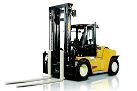 100 Yale Lift Trucks Showroom