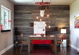 Bedroom Accent Wall Ideas Bedrooms Feature Red Rustic Teal