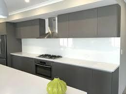 Glass Splash Backs Neutral Kitchen Modern Splashbacks Nz