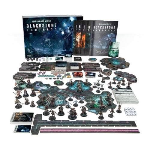 Warhammer Quest: Blackstone Fortress Miniature Set