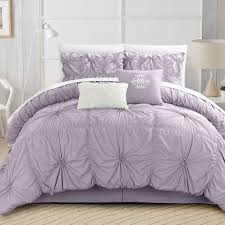6pc master bedroom comforter sets 100pct cotton material solid