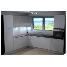 küche weiss nur möbel ohne elektrogeräte