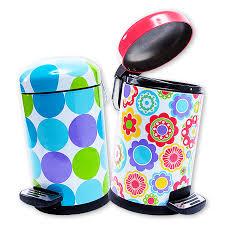 3L Dome Mini Trash Cans