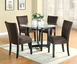 White Dining Table Chairs Modern Round Room Set With Brown And Chair Sets Argos