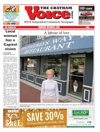 100 Dragon Magazine 354 The Chatham Voice Oct 6 2016 By Chatham Voice Issuu