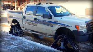 100 Truck Tracks American Track Announces That South Dakota Police Department