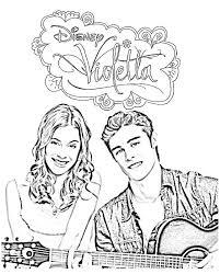 Picture Violetta With Her Boyfriend