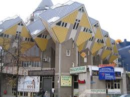100 Cubic House The S Of Rotterdam