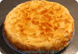 dessert ananas noix de coco gâteau magique ananas noix de coco la cuisine de miss prairie