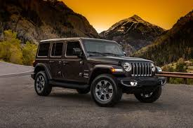 2018 Jeep Wrangler Fuel Economy Appears On EPA Site - Roadshow