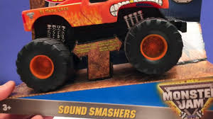 MONSTER JAM Sound Smashers EL TORO LOCO - Video Dailymotion