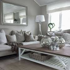 living room appealing grey and white living room for home