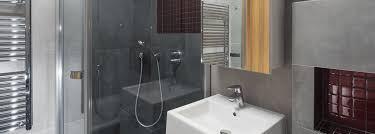 kleine badezimmer große wirkung möbel rundel