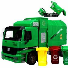 1:22 Side Loading Garbage Truck Toy With 3pcs Trashes Inertia ... Air Pump Garbage Truck Series Brands Products Www Dickie Toys From Tesco Recycling Waste With Lights Amazoncom Playmobil Green Games The Working Hammacher Schlemmer Toy Isolated On A White Background Stock Photo 15 Best For Kids June 2018 Top Amazon Sellers Fast Lane Light Sound R Us Australia Bruin Revvin Driven By Btat Mini Pocket 1 Surprise Cars Product Catalog Little Earth Nest Paw Patrol Rockys At John Lewis
