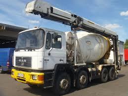 100 Cement Truck Capacity MAN 32322 Concrete Mixer Trucks For Sale Mixer Truck Cement Mixer