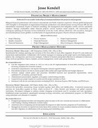 ResumeStyles Project Manager Resume Sample Monster Construction Example Examples Assistant Samples Senior 2017 For