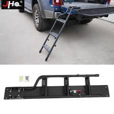 100 Truck Tailgate Steps JHO Bed Ladder For 2015 2018 Ford F150 Raptor 2016