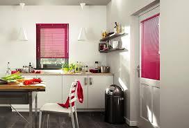 sichtschutz in der küche vorhänge plissees und rollos