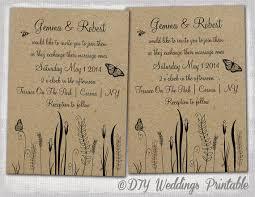 Wedding Invitation Templates Editable Free New Marvelous Rustic Theruntime Com