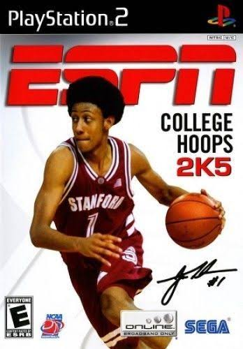 ESPN College Hoops 2K5 - PlayStation 2