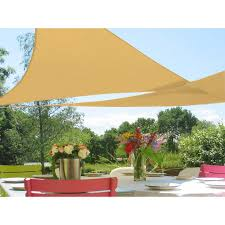Quictent 12' 16.5' 18' 20' Triangle Sun Shade Sail Outdoor Patio ... Carports Patio Shade Structures Sun Fabric Square Pool Sails Triangle Sail 2 Pack Outdoor Canopy Uv Block Top Cover Teal Home Depot Easy Gardener Garden Plus Quictent Rectangle 14 Size Sand Gotshade Sails Systems Canopies Pergola Design Wonderful Windsail Best 25 Ideas On Amazoncom San Diego Shades 15 Right Sandy Diy Awning Youtube Shades At Nandos In Brixton By Bzefree See More Www
