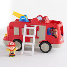 Fisher-Price Little People Helping Others Fire Truck | Fire Trucks ... Fisher Price Little People Fire Truck Rescue Red And White Ladder Fisherprice Build N Drive Toys Games Blocks Worlds Smallest Fisher Knick Knack Mattel Fisherprice 2007 Little People American Fire Truck Toy With Toysrus Educational Toy Review Demstartion Of Lift Lower Best Price Only 999 Dalmatian Dog Lights Dfn85 You Are Amazoncom Ride On Helping Others Walmartcom Sit With Me School Bus