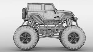 Monster Truck Jeep Wrangler Rubicon Recon 3D Model In Concept 3DExport Jeep Wrangler Unlimited Rubicon Vs Mercedesbenz G550 Toyota Best 2019 Truck Exterior Car Release Plastic Model Kitjeep 125 Joann Stuck So Bad 2 Truck Rescue Youtube Ridge Grapplers Take On The Trail Drivgline 2018 Jeep Rubicon Jl 181192 And Suv Parts Warehouse For Sale Stock 5 Tires Wheels With Tpms Las Vegas New Price 2017 Jk Sport Utility Fresh Off Truck Our First Imgur Buy Maisto Wrangler Off Road 116 Electric Rtr Rc