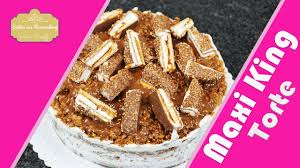 maxiking torte leckere maxi king sahne torte selber machen