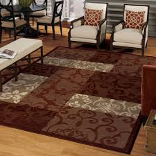 Better Homes and Gardens Scroll Patchwork Area Rug or Runner