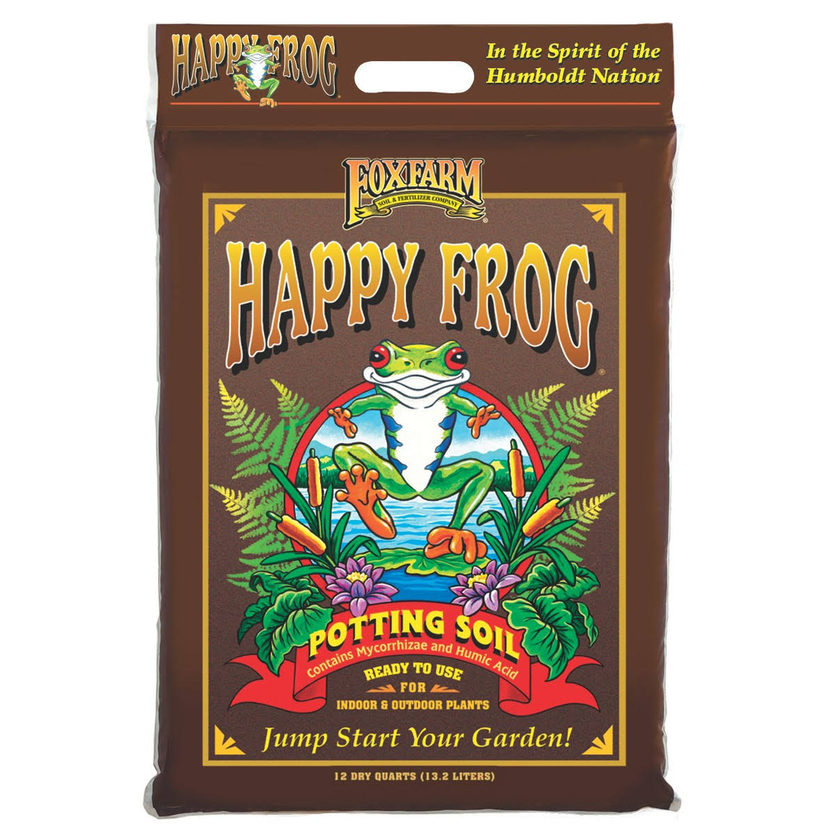 Fox Farm Happy Frog Organic Potting Soil