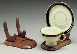 Cup And Saucer Holders