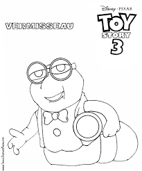 Coloriage Toy Story 1