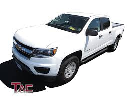 Amazon.com: TAC Side Steps For 2015-2018 Chevy Colorado / GMC Canyon ... Chevrolet Colorado Zr2 Aev Truck Hicsumption 2011 Reviews And Rating Motor Trend New 2018 2wd Work Extended Cab Pickup In Midsize Holden Is Turning The Into A Torqueheavy Race 4wd Z71 Crew Clarksville Truck Crew Cab 1283 Lt At Of Dealer Newport News Casey 2016 Used The Internet Canada