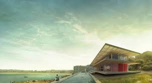 100 Shipping Container Beach House Sustainable Home Selected In Competition For