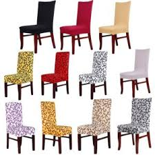 Shzons Fit Stretch Washable Dining Chair Cover