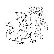 25 Best Dragon Coloring Pages Images On Pinterest