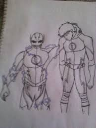 Como Desenhar O Flash JLH Animated Series How To Draw Flash