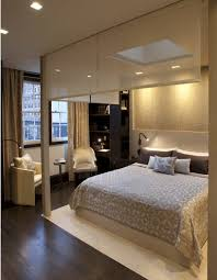 Modern Master Bedroom With Bathroom Design Trendecors Ultra Modern Master Suite Modern Bedroom New York By