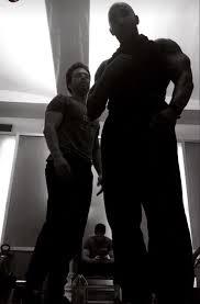Bucky Plums Barnes Sebastian At The Gym With Shim