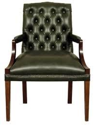 casa padrino echtleder esszimmerstuhl mit armlehnen in dunkelgrün braun 60 x 60 x h 100 cm chesterfield möbel